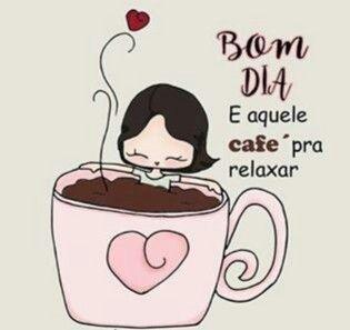 Cafe Frases Com Imagens Imagens Fofas De Bom Dia Frases De