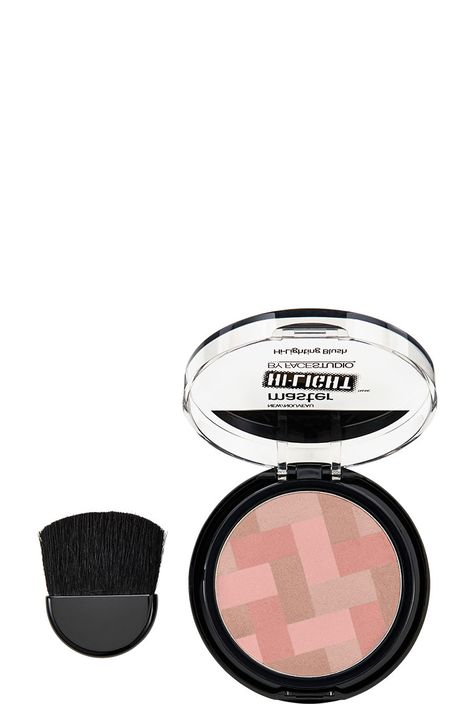 Face Studio Master Hi-Light Blush and Bronzer by Maybelline. Four natural…