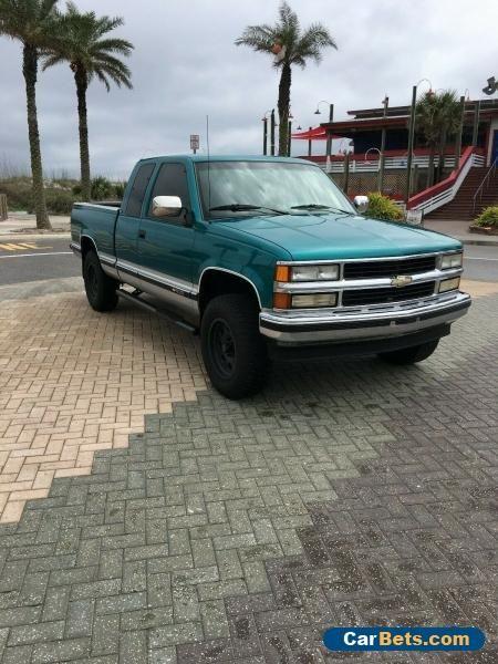 Car For Sale 1994 Chevrolet Silverado 1500