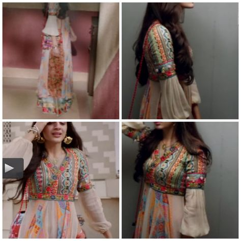 Outfit from sanam teri kasam  Movie still