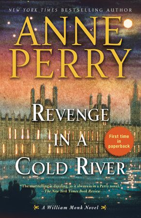 Revenge in a Cold River by Anne Perry   PenguinRandomHouse com