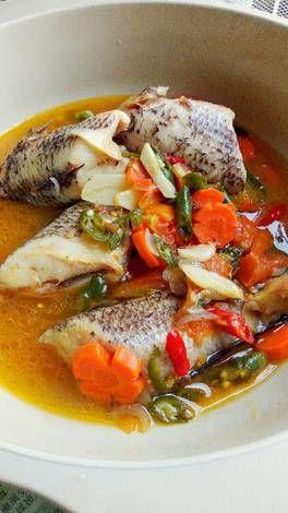 Resep Sop Ikan Gabus Simple Oleh Nofa Resep Resep Masakan Ramadhan Makanan Ikan Resep Makanan Sehat