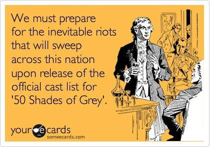 Fifty Shades Fifty Shades Of Grey Obsessed Happy Birthday Quotes