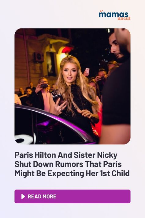 In a storyline out of Schitt's Creek, Paris Hilton had to inform the entire internet that she is not pregnant after multiple news sources claimed she was.