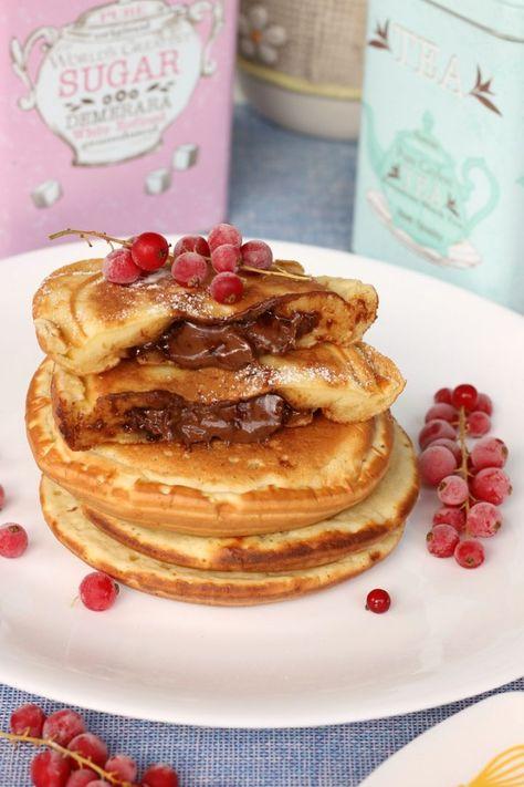 e1c13ba9fb7df2c7371b775eb1c79788 - Ricetta Pancake Con Nutella