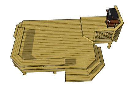 Decks Com Free Plans Pool Decks Porch Decks Low Elevation Decks Medium Elevation Decks High Elevation Deck Deck Plans Diy Free Deck Plans Building A Deck