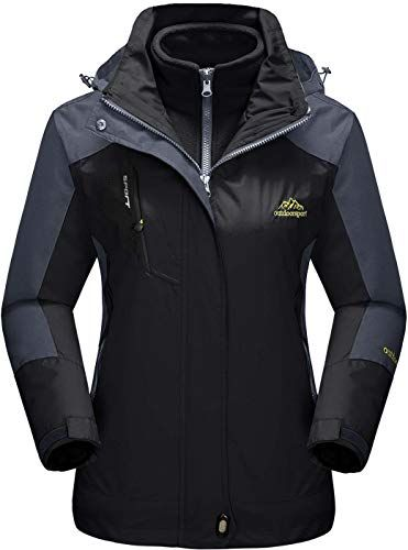 jacke damen winter wasserdicht