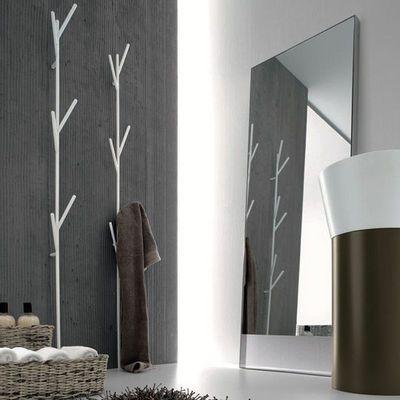 107 best Bathroom Design images on Pinterest Napkins, Bath design - porte serviette a poser