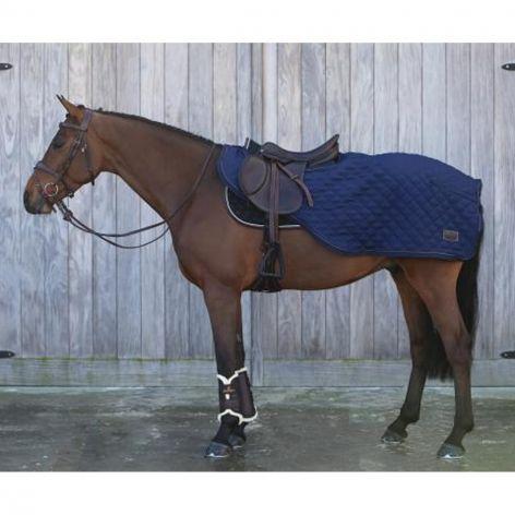 Kentucky Horsewear Riding Rug Navy 111 99 Horse