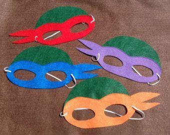 Vorlage Für Ninja Turtle Mask Google Suche Diy Kostüme