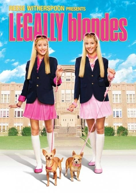 Legally Blondes Movie Poster Print (27 x 40)
