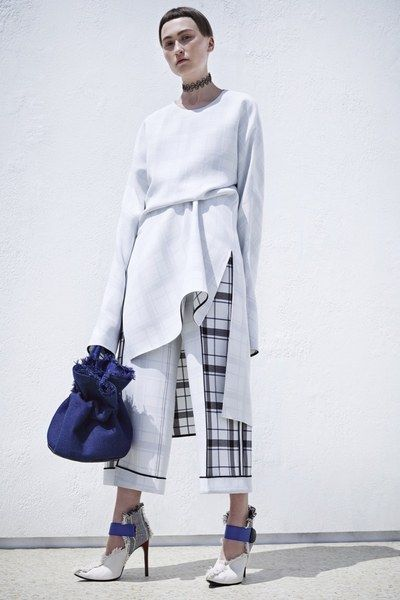 Acne Studios Resort 2016 Fashion Show