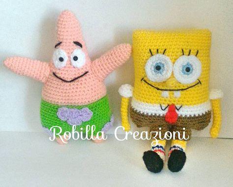 In Coppia Sono Ancora Più Belli Patrick Spongebob