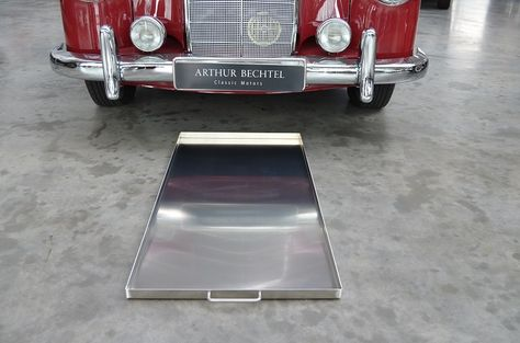 Our Premium Oil Drip Pan To Protect The Garage Floor Made In
