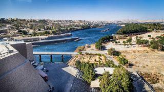 موضوع تعبير عن السد العالي لطلاب المدارس بالعناصر والمقدمة والخاتمة Aswan Dam Aswan Dam
