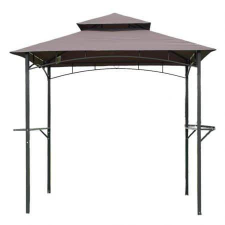 Fdw 8 X 5 Bbq Grill Gazebo Barbecue Canopy Tent Grill Gazebo Gazebo Canopy Tent
