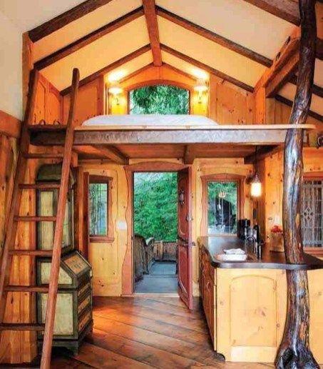 Enchanting Tiny House Design Ideas 43 Tiny House Interior Tiny House Design Tiny House Living