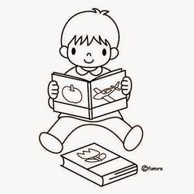 Dibujos Para Colorear Maestra De Infantil Y Primaria El Colegio Dibujos Imagenes De Ninos Estudiando Dibujo De Ninos Jugando Figuras Geometricas Para Ninos