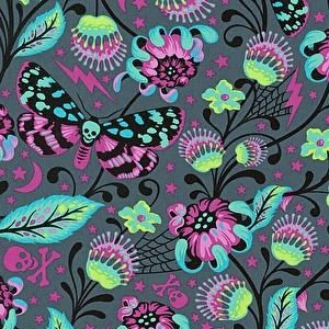 100/% Cotton Fabric Cheeky Monkey Fabric by the 1//2 Metre