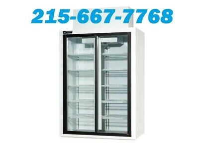 Powers Bt52sd 2 Door Two Door Glass Commercial Reach In Refrigerator Usa Made In 2020 Glass Refrigerator Restaurant Equipment Beverage Cooler