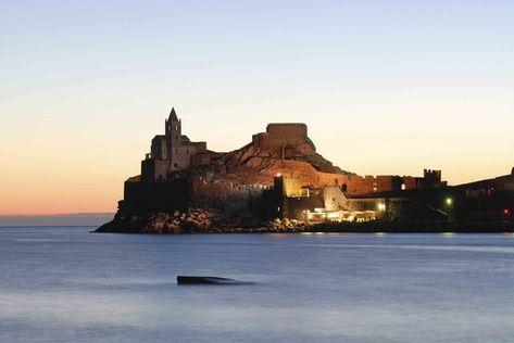 Il castello di Portovenere