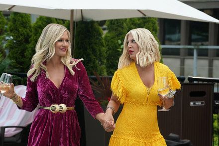 Whats on TV Wednesday: BH90210 and American Hustle