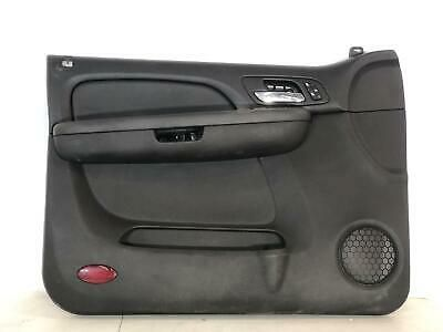 Ad Ebay 2007 2009 Chevrolet Tahoe Driver Left Door Panel Ebony Oem In 2020 Chevrolet Tahoe Chevy Tahoe Interior Chevrolet