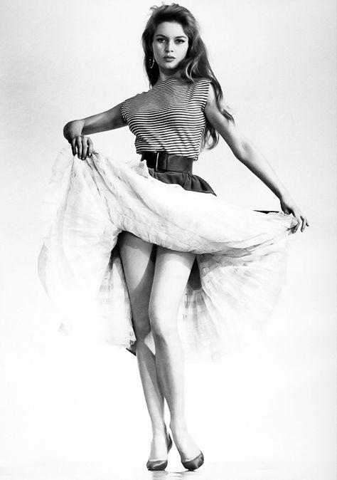 20th-century-man: Brigitte Bardot; photo by Sam