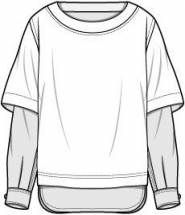 48+ Trendy Sweatshirt Design Sketch