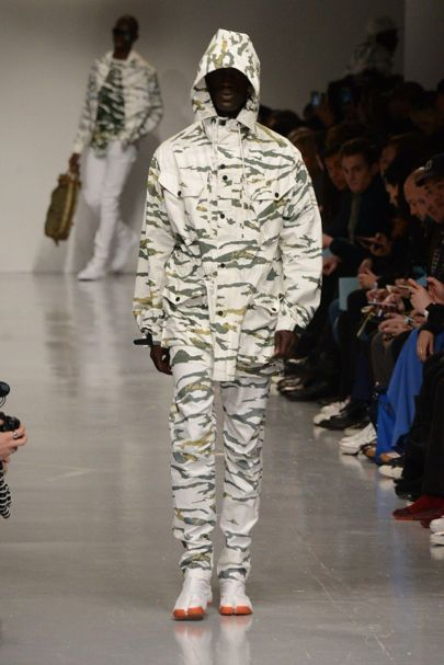 The big menswear trends from London Fashion Week Men's SS18