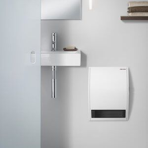 5 Best Bathroom Heaters Reviews Recommendations Buyer S Guide Bathroom Heater Amazing Bathrooms Wall Mounted Fan