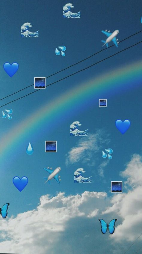 Emoji Wallpaper Aesthetic Iphone Wallpaper Wallpaper Tumblr