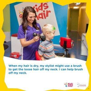 Social Story 2016 20 Social Stories Stories For Kids Hair Inc