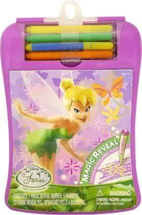 disney fairies coloring book magic reveal marker by tara 899 disney fairies theme - Magic Marker Coloring Book