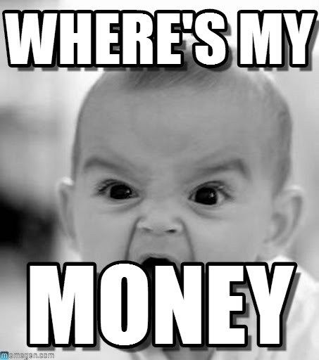 Money Memes To Put A Smile On Your Face Come See What Were About At Https Makingmoneyonlinereviewsb Funny Wednesday Memes Funny Pictures Friday Quotes Funny