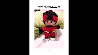 YOYO HIBOU AU CROCHET | Lidia crochet tricot, Poupon, Crochet | 188x336