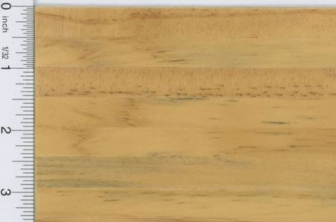 Natural Finish Self Stick Wood Flooring Sheet 1 2 Inch Slat Flooring Dollhouse Miniatures Wood