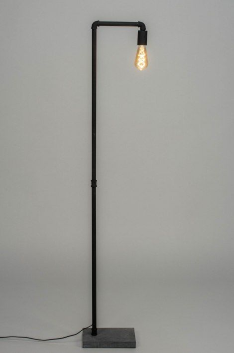 Vloerlamp 72964 Vloerlamp Lampen Badkamer Verlichting
