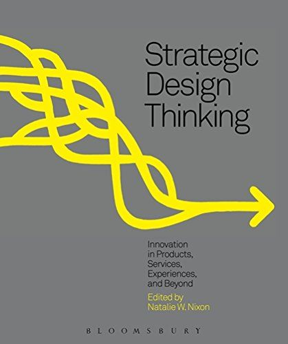 Strategic Design Thinking Innovation In Products Services Experiences And Beyond With Images Design Thinking Design Thinking Process Design Management