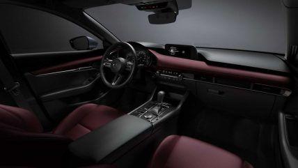 New 2020 Mazda 3 Hatchback Interior Mazda Mazda 3 Mazda 3 Hatchback