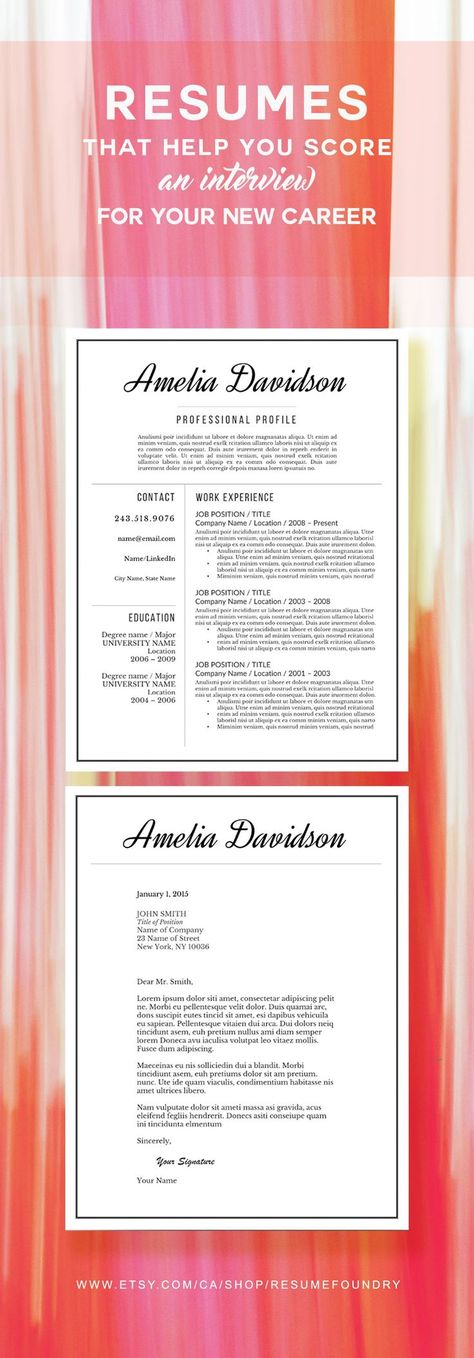 116 best Professional Resumes from Resume Foundry images on - filename for resume