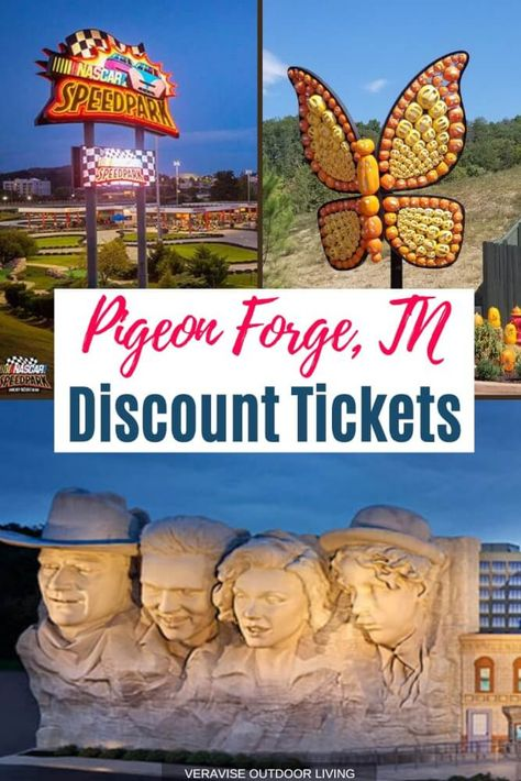 If you're planning a Smoky Mountains Vacation for the family, you'll want to carve out some time to visit some of the top Pigeon Forge attractions. Need A Vacation, Vacation Trips, Vacation Places, Vacation Ideas, Pigeon Forge Attractions, Lumberjack Show, Tennessee Vacation, Alaska Travel, Alaska Cruise