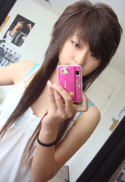 Possible Next Hair Cut Hairstyle Asian Mullet Hairstyles For - Hairstyle asian mullet