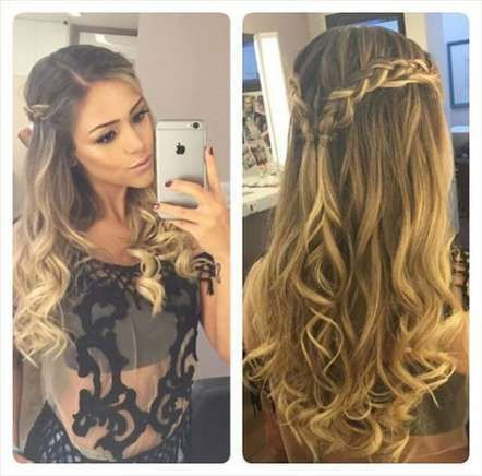 Super Hairstyles Festa Solto 41 Ideas,  #festa #Hairstyles #Ideas #solto #Super