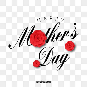 Mother S Day Decoration Greeting Colorful Elements Mothers Day Clipart Happy Mothers Day Red Flowers Png Transparent Clipart Image And Psd File For Free Down In 2021 Happy Mothers Day Clipart