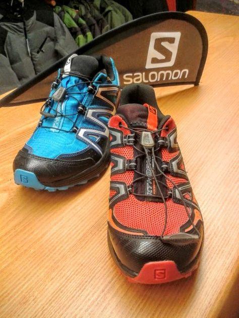 Salomon XT Hornet terepfutó cipő teszt | Gps sports watch