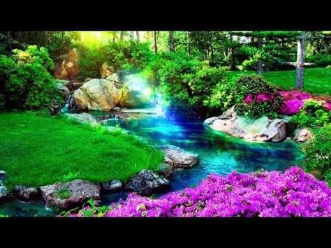 Soothing Nature Deep Relaxation Music Nature Healing Calm Sleep Music 33 Youtube Beautiful Nature Nature Nature Music