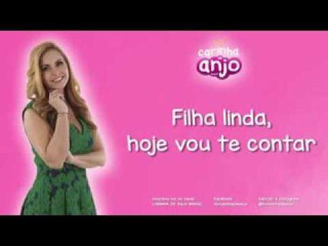 Filha Linda Musica Carinha De Anjo Youtube Musica Anjos Carinho