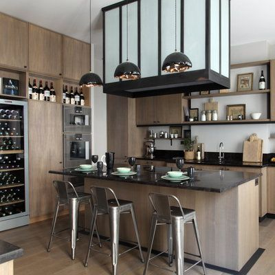 245 best Cuisine images on Pinterest Kitchen modern, Kitchens and