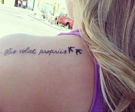 20 Tatuagens Em Latim E Seu Significado